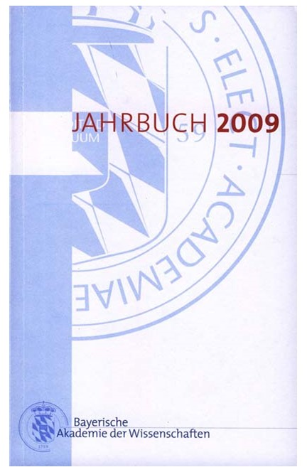 Cover: , Jahrbuch 2009
