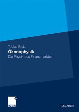 Abbildung von Preis   Ökonophysik   1. Auflage   2010   beck-shop.de