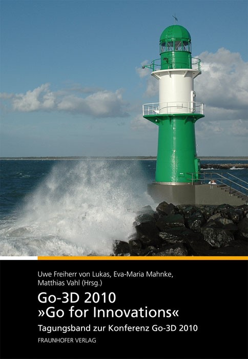 Go-3D 2010: Go for Innovations | / Lukas / Mahnke / Vahl, 2010 | Buch (Cover)