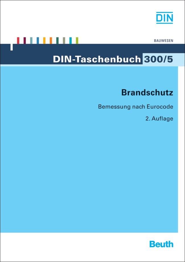 Brandschutz, 2011 | Buch (Cover)