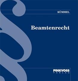 Abbildung von Kümmel | Beamtenrecht | 1. Auflage | 2020 | beck-shop.de