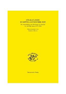 Abbildung von Kühne   Die Zitadelle von Dur-Katlimmu in mittel- und neuassyrischer Zeit   1. Auflage   2020   12   beck-shop.de