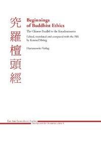 Abbildung von Meisig | Beginnings of Buddhist Ethics | 2011
