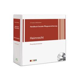 Abbildung von Grüner | Handbuch Soziale Pflegeversicherung | Loseblattwerk mit 22. Aktualisierung | 2019 | Modul 4: Heimrecht. Praxiskomm...