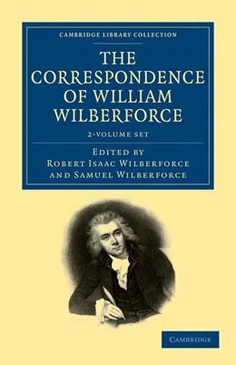 Abbildung von Wilberforce | The Correspondence of William Wilberforce 2 Volume Set | 1. Auflage | 2011 | beck-shop.de