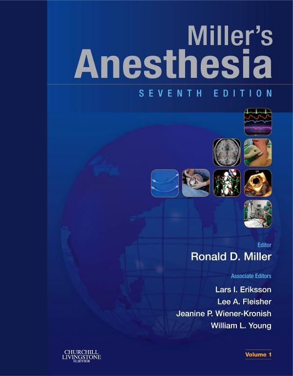 Abbildung von Miller / Eriksson / Fleisher | Miller's Anesthesia 2 volume set | 2009