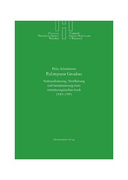 Abbildung von Ackermann | Palimpsest Grodno | 1., Print on Demand-Nachdruck | 2011 | Nationalisierung, Nivellierung... | 23