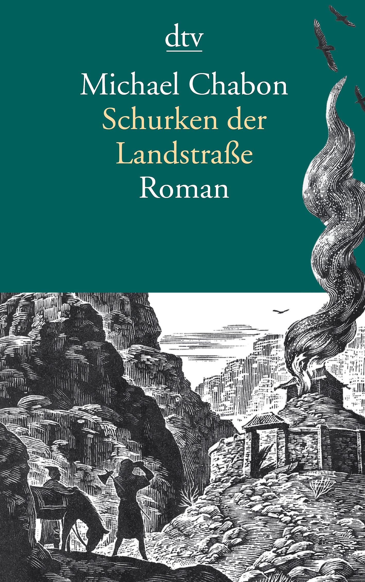 Schurken der Landstraße | Chabon, 2011 | Buch (Cover)