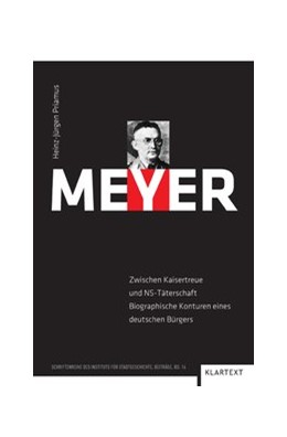 Abbildung von Priamus | Meyer | 2011 | Zwischen Kaisertreue und NS-Tä... | 14
