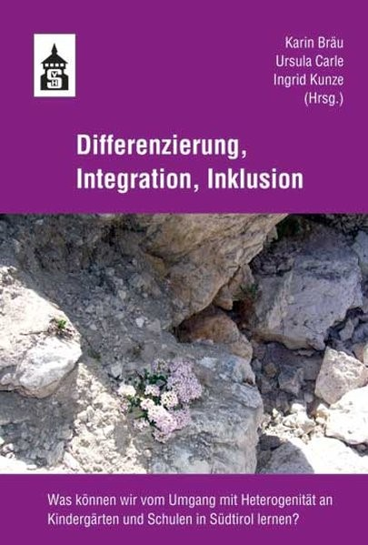 Differenzierung, Integration, Inklusion | Bräu / Carle / Kunze, 2011 (Cover)