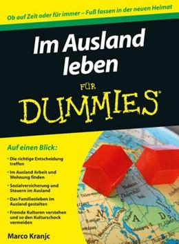 Abbildung von Kranjc | Im Ausland leben für Dummies | 1. Auflage | 2011
