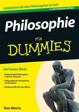 Abbildung von Morris | Philosophie für Dummies | 2011
