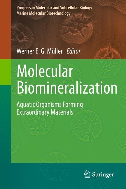 Molecular Biomineralization | Müller, 2011 | Buch (Cover)