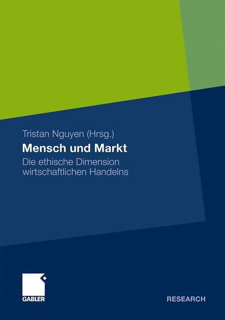 Mensch und Markt | Nguyen, 2011 | Buch (Cover)