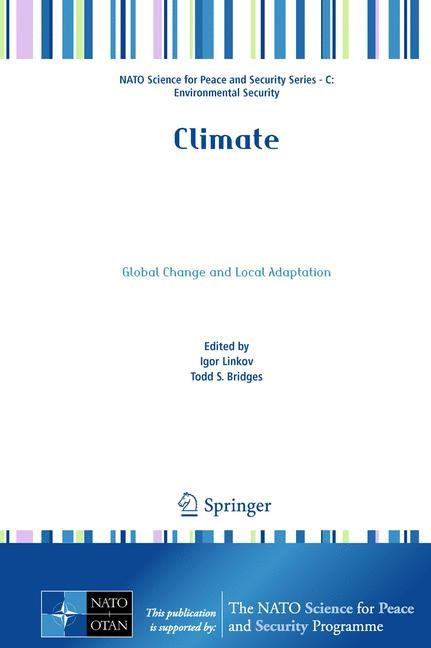 Climate | Linkov / Bridges, 2011 | Buch (Cover)