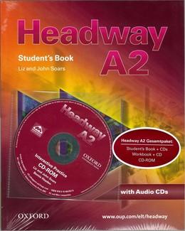 Abbildung von Soars / Soars | Headway CEF Level A2 (Gesamtpaket) | 2007 | Student's Book + Audio-CD, Wor... | 2