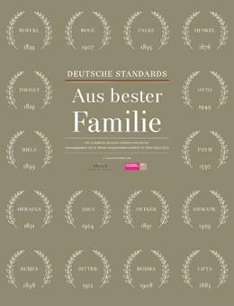 Abbildung von Langenscheidt / May | Deutsche Standards. Aus bester Familie | 2011