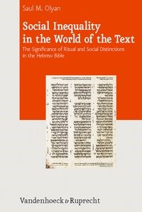 Social Inequalitiy in the World of the Text: | Olyan, 2011 | Buch (Cover)