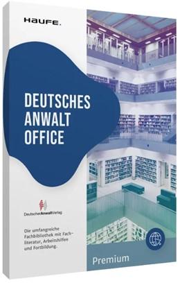 Abbildung von Deutsches Anwalt Office • Premium | | Für hervorragende Fallbearbeit...
