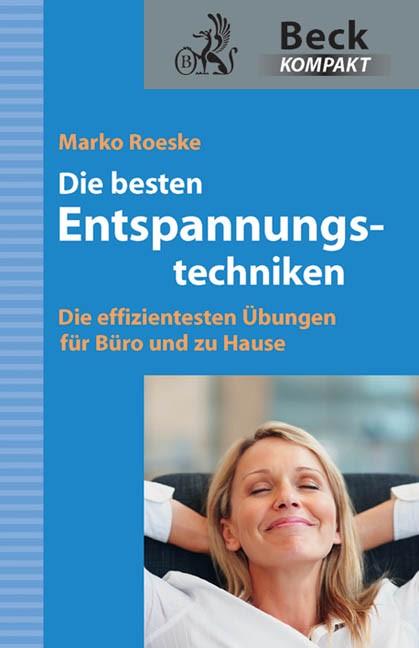 Die besten Entspannungstechniken   Roeske   Buch (Cover)