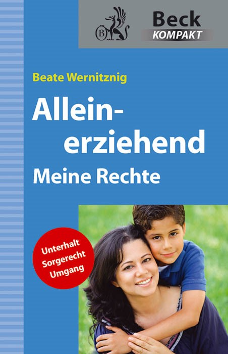 Alleinerziehend | Wernitznig, 2011 | Buch (Cover)