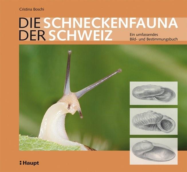 Die Schneckenfauna der Schweiz | Boschi, 2011 | Buch (Cover)