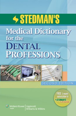 Abbildung von Stedman's Medical Dictionary for the Dental Professions | Second | 2011