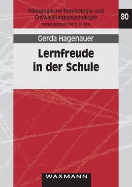 Abbildung von Hagenauer | Lernfreude in der Schule | 2011 | 80