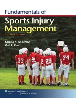Abbildung von Anderson / Parr | Fundamentals of Sports Injury Management | Third | 2011