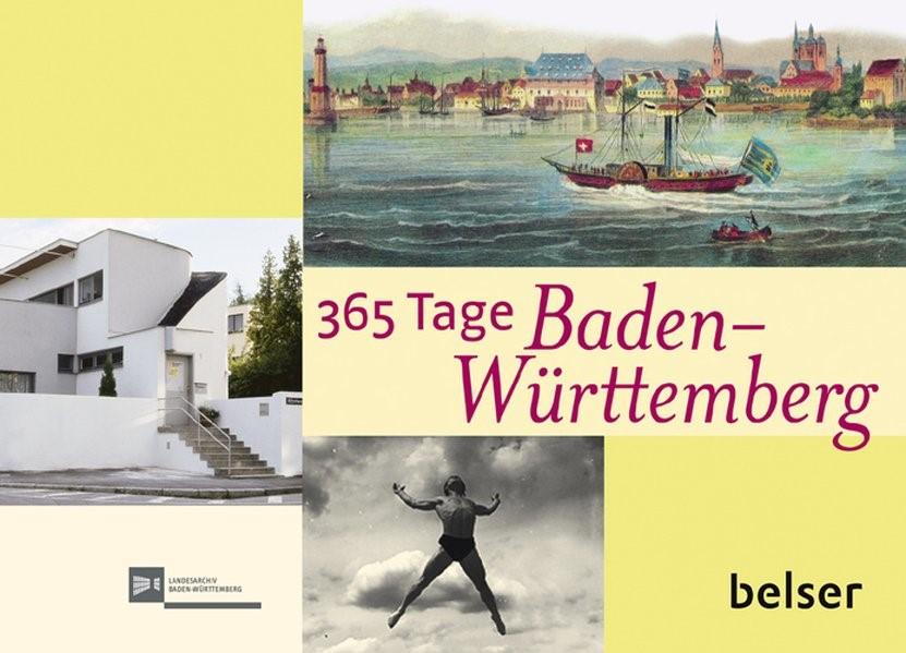 Abbildung von 365 Tage Baden-Württemberg | 2011
