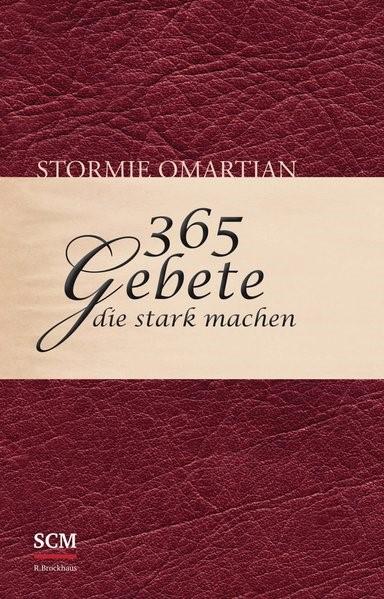 365 Gebete, die stark machen   Omartian   Nachauflage, 2017   Buch (Cover)