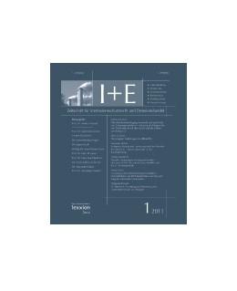 Abbildung von Zeitschrift für Immissionsschutzrecht und Emissionshandel - I + E | 10. Jahrgang | 2020