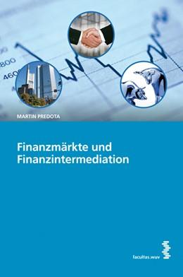 Abbildung von Predota | Finanzmärkte und Finanzintermediation | 2011