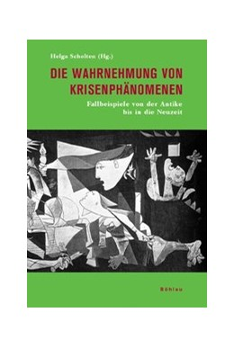 Abbildung von Scholten | Die Wahrnehmung von Krisenphänomenen | 1. Auflage | 2007 | beck-shop.de