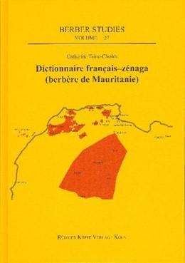 Abbildung von Taine-Cheikh | Dictionnaire français–zénaga | | Berbère de Mauritanie. Avec re... | 27