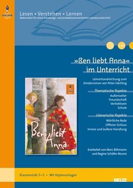 Abbildung von Böhmann / Schäfer-Munro | »Ben liebt Anna« im Unterricht | 2011 | Lehrerhandreichung zum Kinderr... | 68