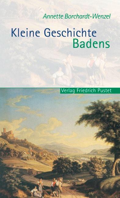 Kleine Geschichte Badens | Borchardt-Wenzel | aktualisierte, 2011 | Buch (Cover)