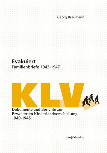 Evakuiert | Braumann, 2011 | Buch (Cover)