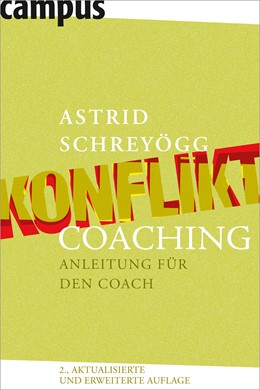 Abbildung von Schreyögg | Konfliktcoaching | 2., aktualisierte und erweiterte Auflage 2011 | 2011 | Anleitung für den Coach