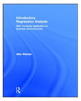 Abbildung von Webster | Introductory Regression Analysis | 2013 | with Computer Application for ...