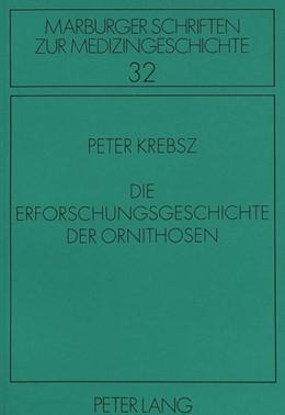 Abbildung von Krebsz | Die Erforschungsgeschichte der Ornithosen | 1995 | 32
