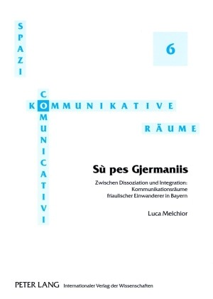 Abbildung von Melchior | «Sù pes Gjermaniis» | 2008