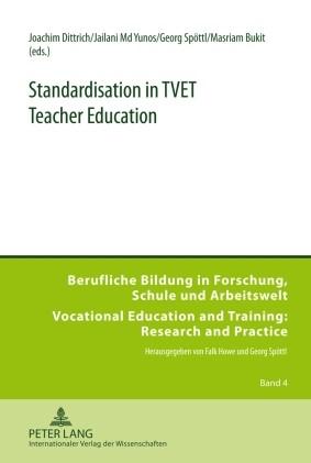 Abbildung von Dittrich / Bukit / Spöttl / Yunos   Standardisation in TVET Teacher Education   2009