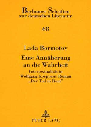 Eine Annäherung an die Wahrheit   Bormotov, 2008   Buch (Cover)