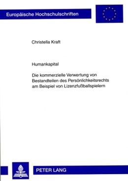 Abbildung von Kraft | Humankapital | 2009 | Die kommerzielle Verwertung vo... | 4897