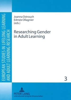 Researching Gender in Adult Learning | Ollagnier / Ostrouch-Kaminska, 2008 | Buch (Cover)