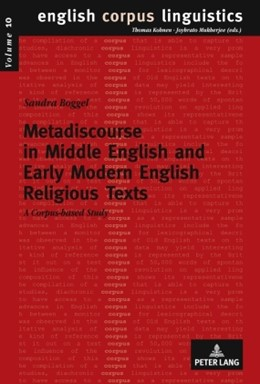 Abbildung von Boggel | Metadiscourse in Middle English and Early Modern English Religious Texts | 2009 | A corpus-based study | 10