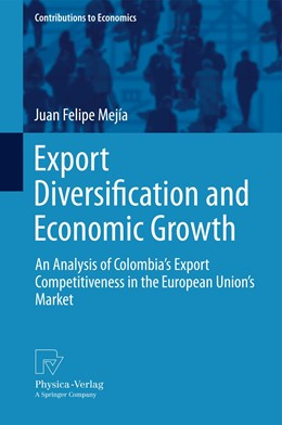 Abbildung von Mejía | Export Diversification and Economic Growth | 2011 | An Analysis of Colombia's Expo...