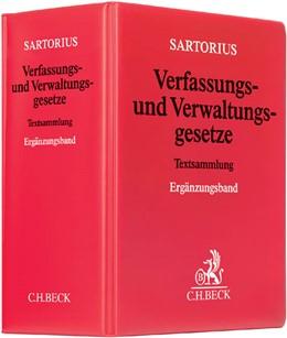 Abbildung von Sartorius | Verfassungs- und Verwaltungsgesetze: Ergänzungsband | 50. Auflage | 2020 | Loseblatt-Textausgabe