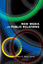 New Media and Public Relations | Duhé, 2007 | Buch (Cover)